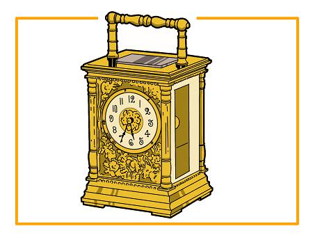 vignette horlogerie de luxe