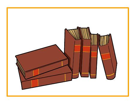 vignette livres anciens
